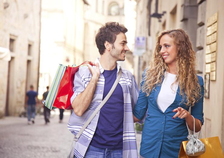 шопинг для мужчин