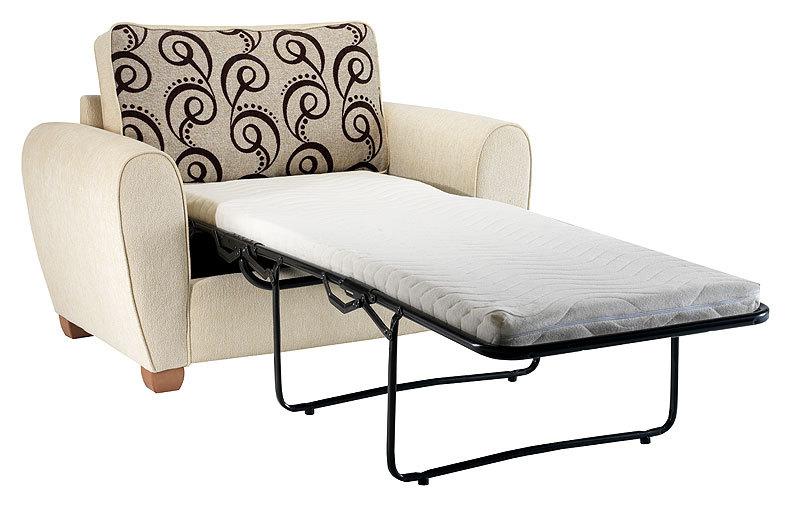 кресло кровать маленького размера