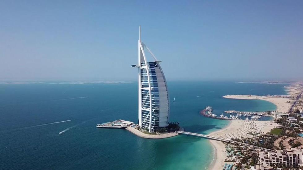 Отель Burj Al Arab Jumeirah