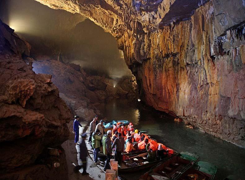 Серебряная пещера