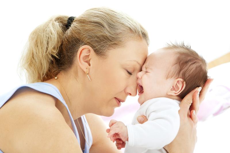 Материнское отчаяние