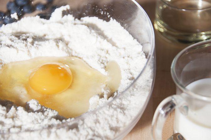 как готовить кекс