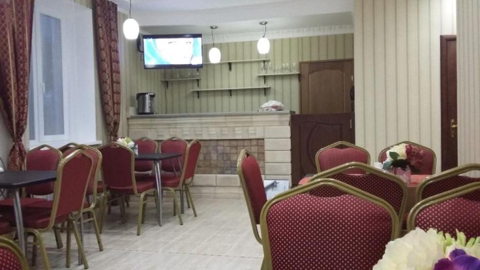 гостиница азия элиста ресторан