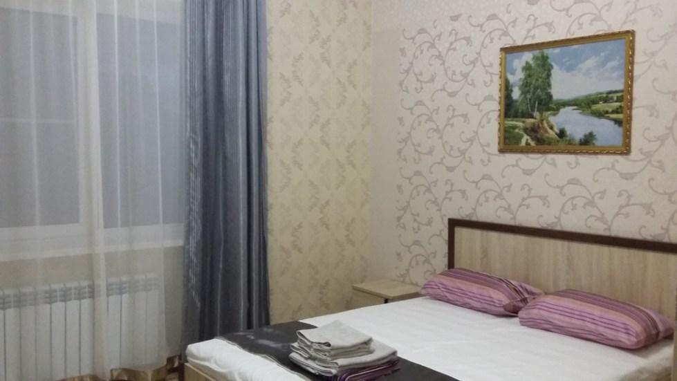 гостиница азия элиста описание