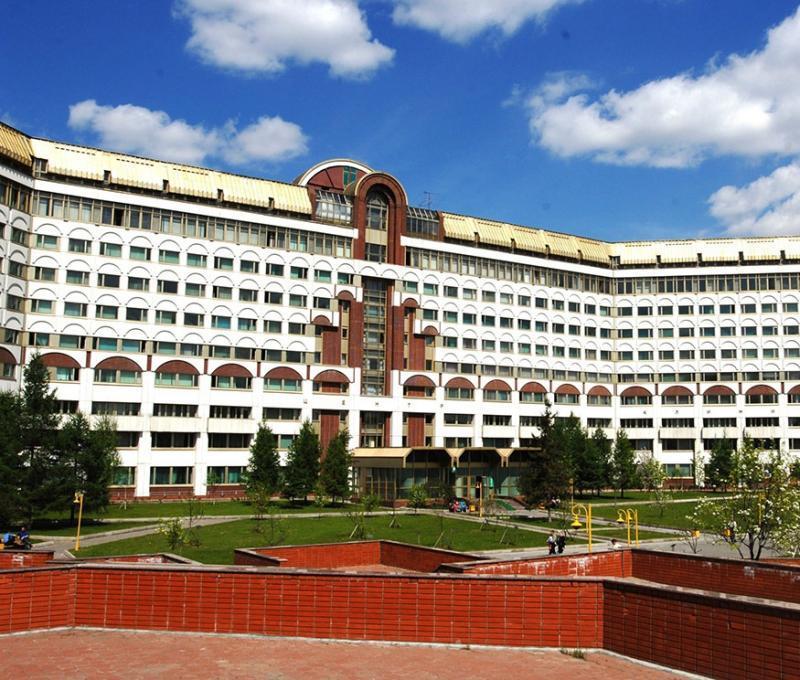 Институт имени Бакулева в Москве