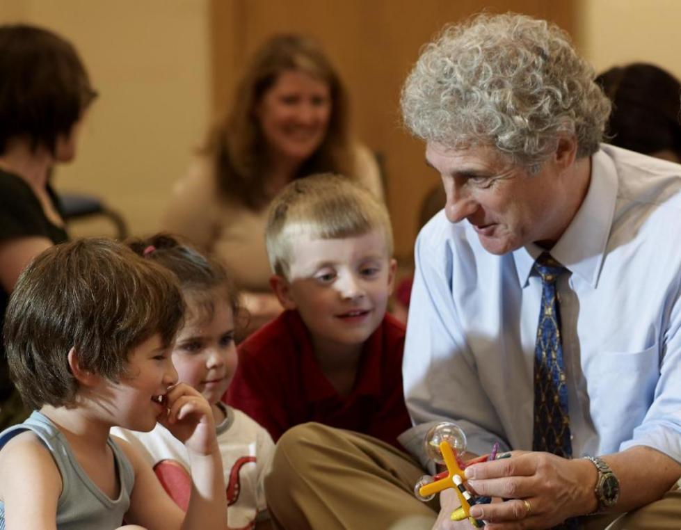 Детский психолог-дефектолог