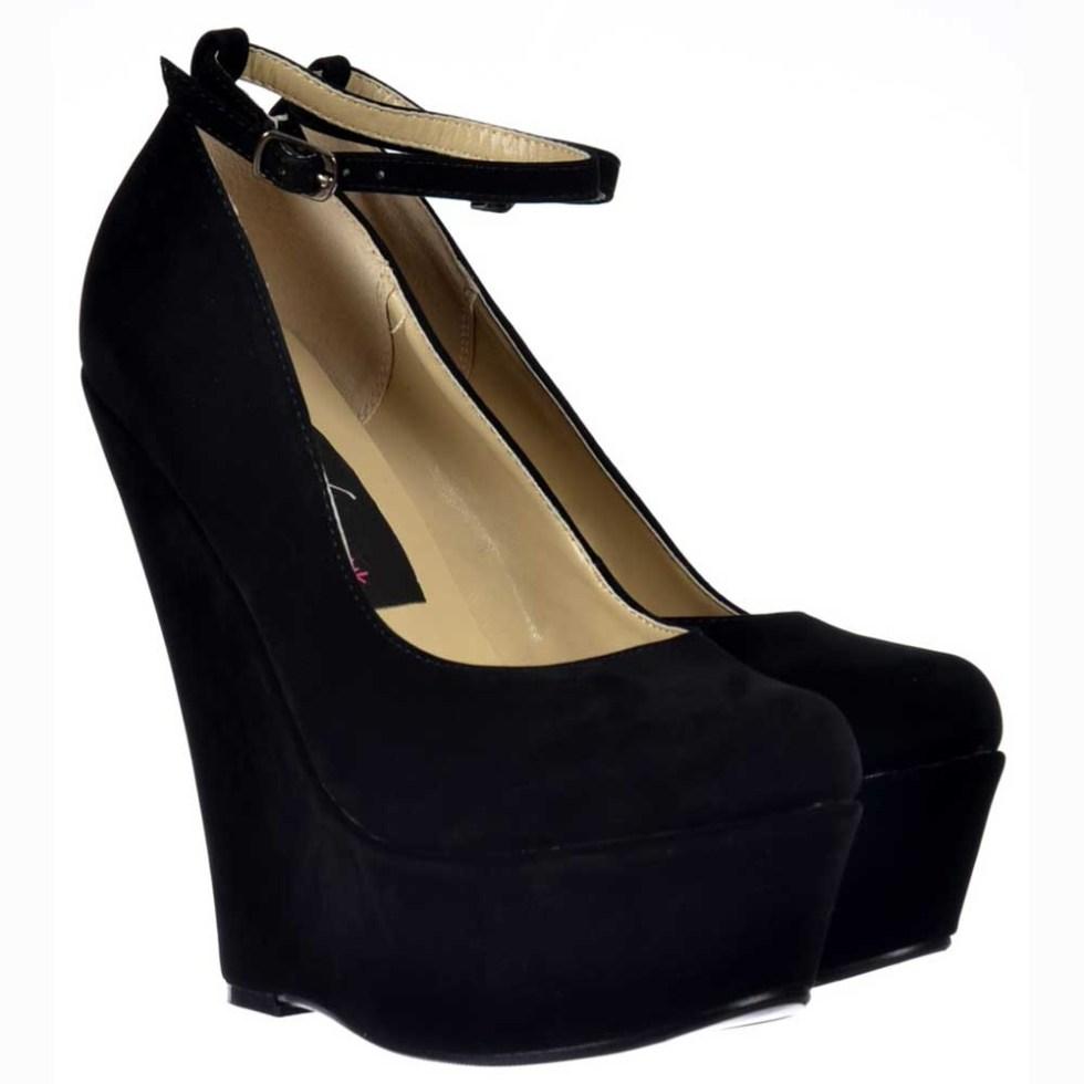 туфли на скале