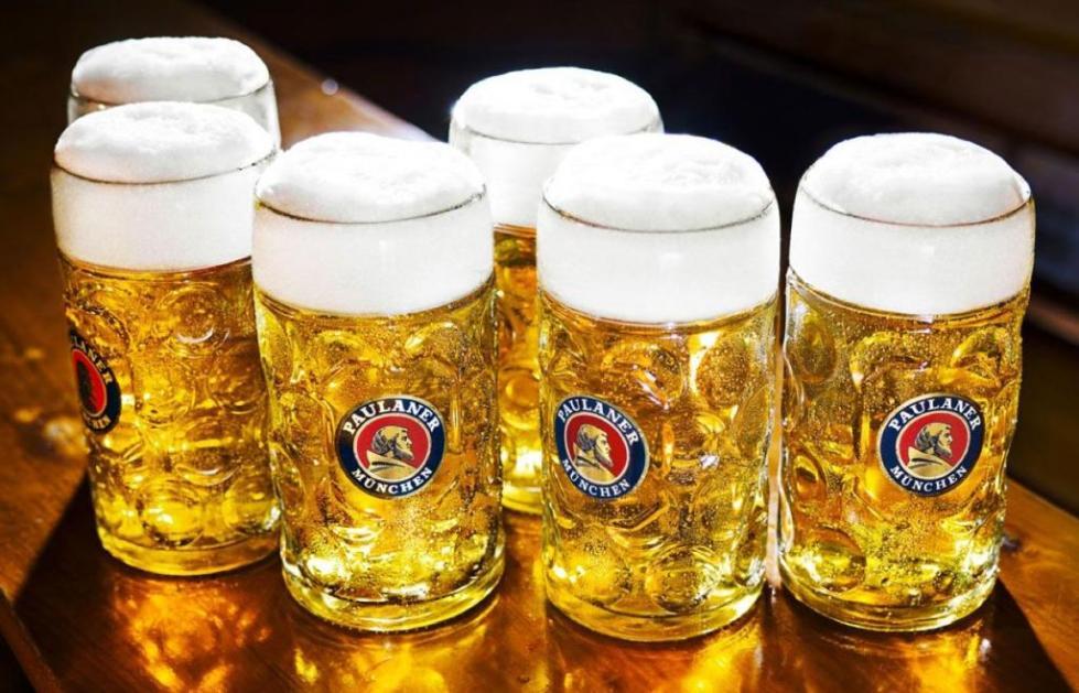 Пиво мюнхенское