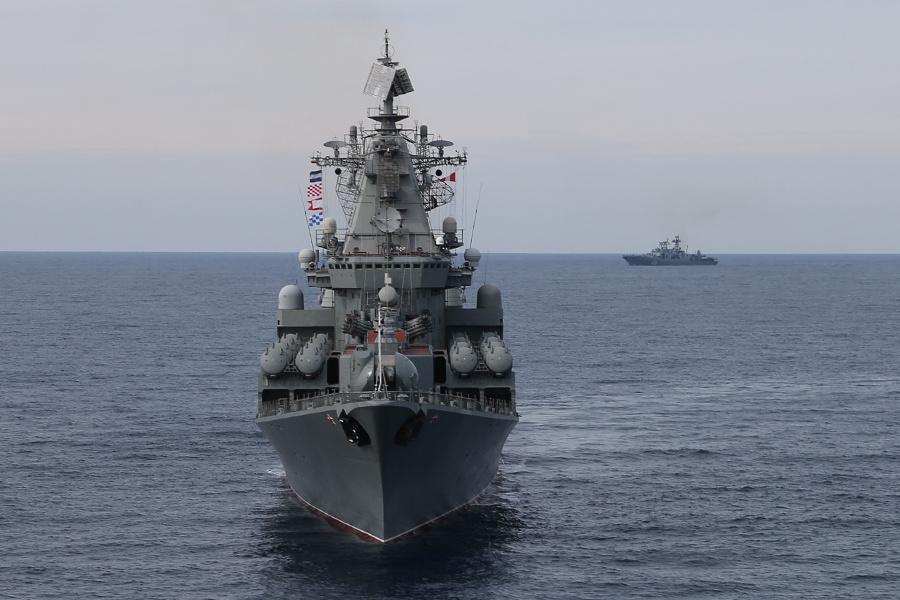 корабль российского вмф