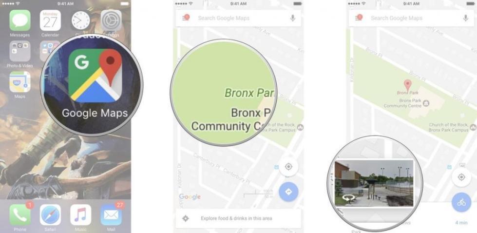 Найти айфон через андроид телефон