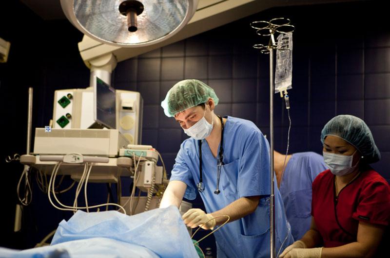 экстракорпоральная детоксикация в хирургии