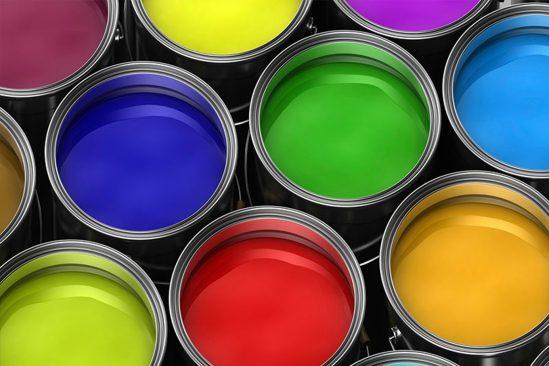 Загустевание краскм