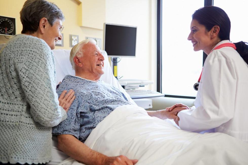 доверенность для получения пенсии за лежачего больного