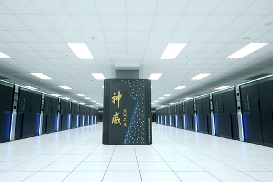 Китайский суперкомпьютер Sunway TaihuLight