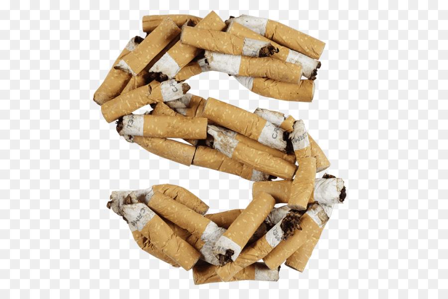 использованные фильтры сигарет