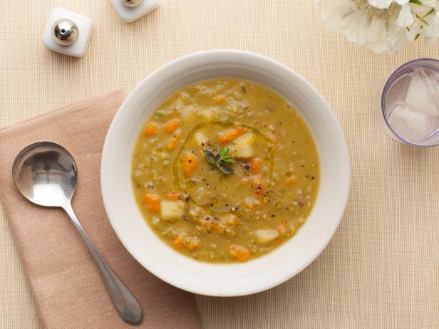 лазерсон гороховый суп