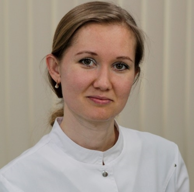 Анастасия Викторовна Сарапулова