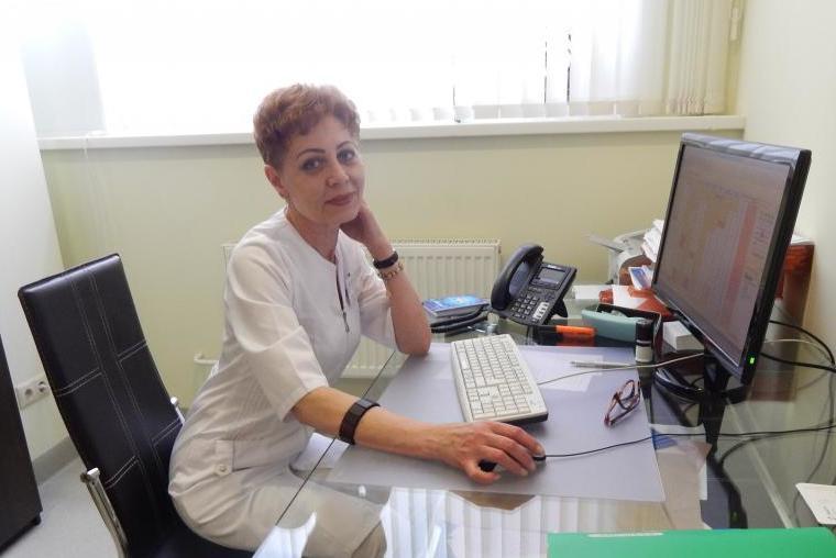 Марина Игоревна Латышева
