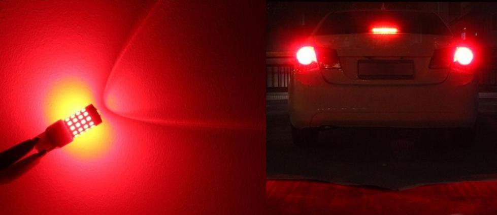 Не стоит устанавливать ультраяркие светодиоды на стп сигналы