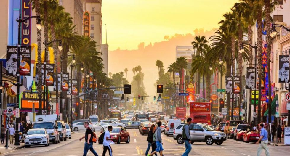 лучшие районы Лос Анджелеса