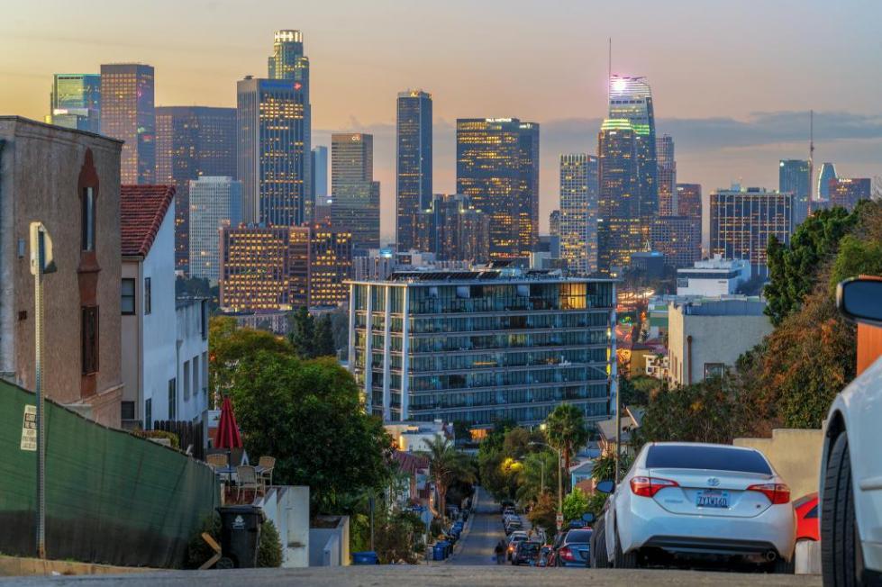 богатые районы Лос Анджелеса