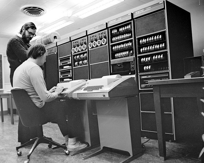 История UNIX