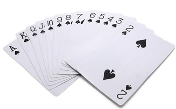 Достоинство есть даже у игральных карт