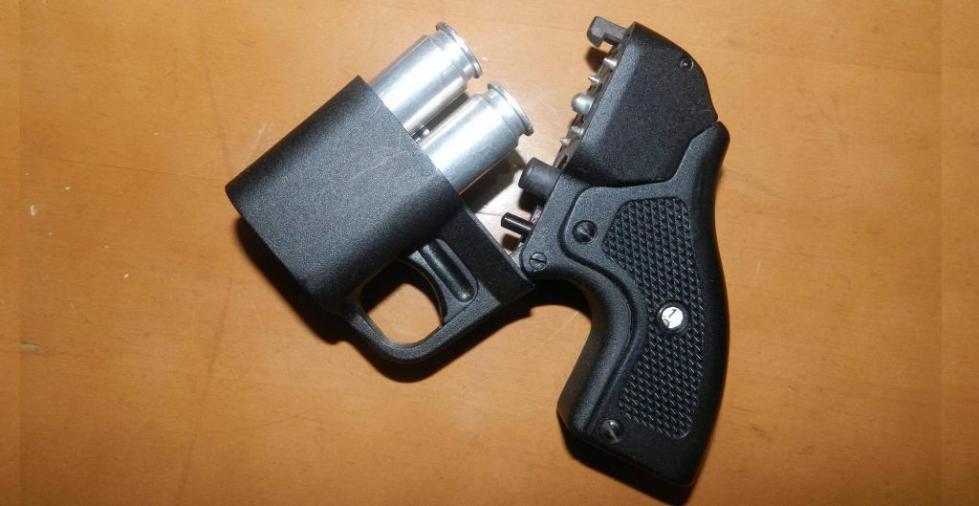 самый лучший травматический пистолет