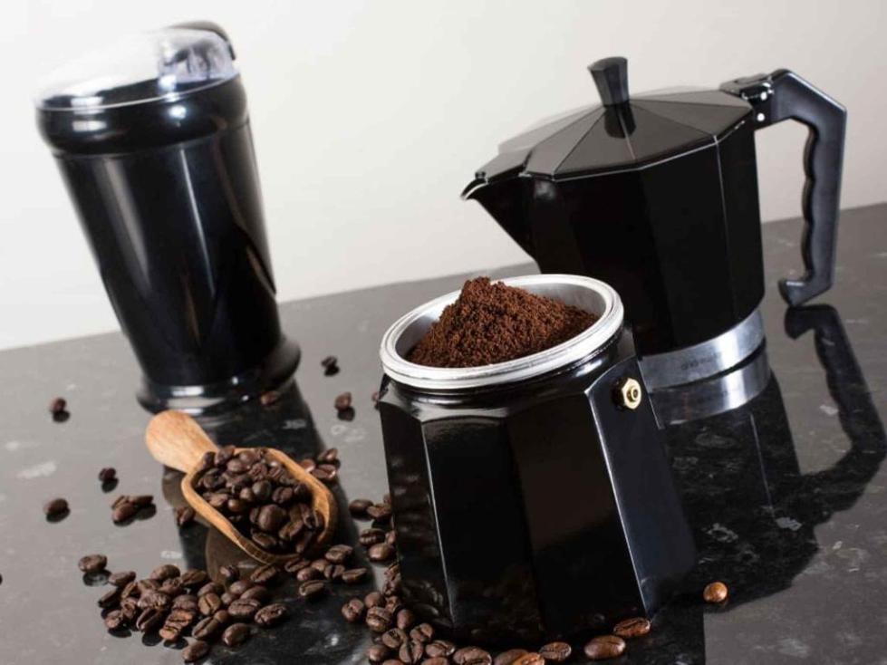 Готовим кофе американо