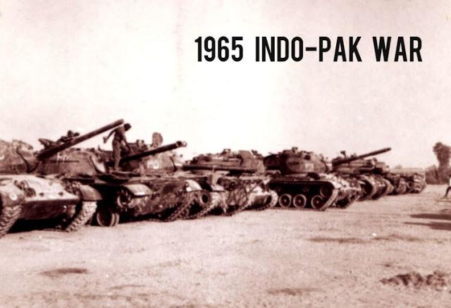 Военные действия 1965 года
