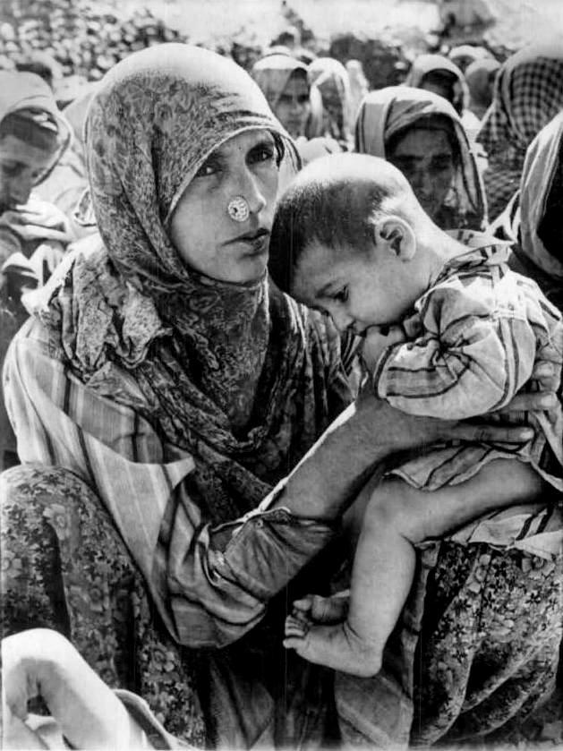 Жертвы конфликта