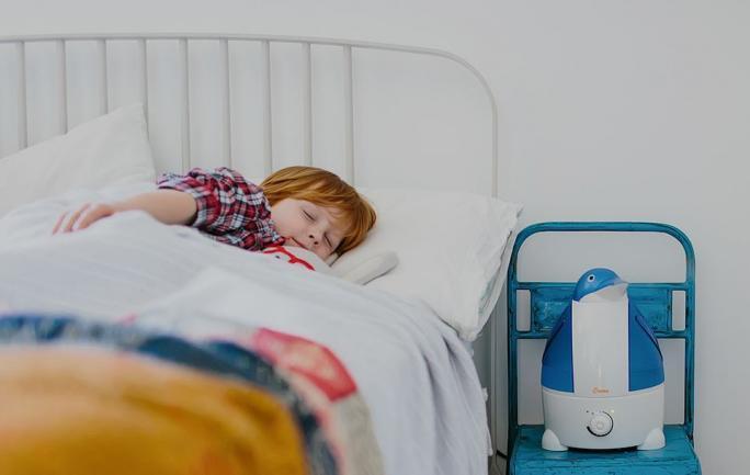 Увлажнитель воздуха для детской