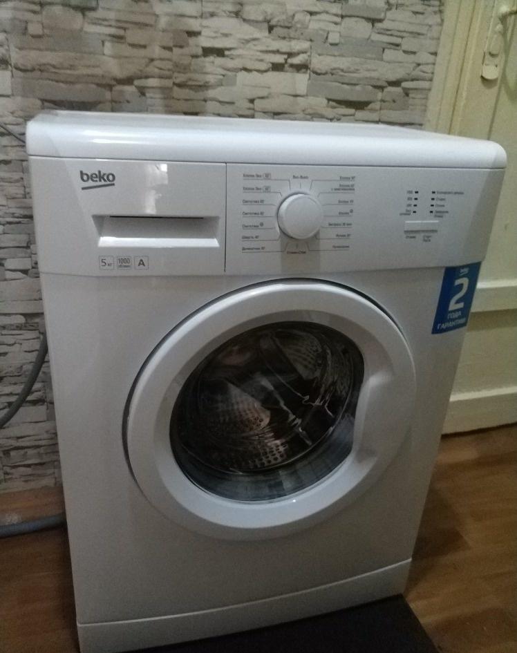 beko wkb 51001 m стиральная машина описание