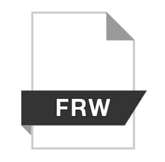формат файла frw