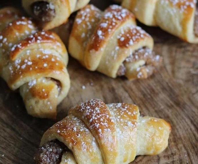 рецепты выпечки с грецкими орехами