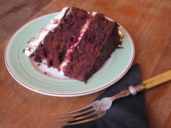 пирог со свеклой
