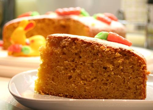 рецепт морковно-творожного пирога