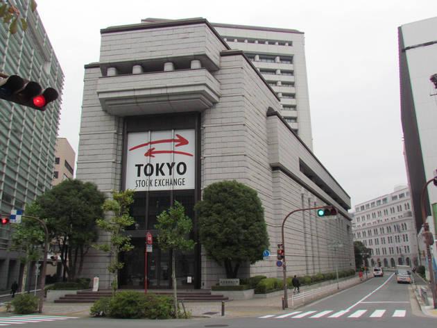 Токийская фондовая биржа, фото