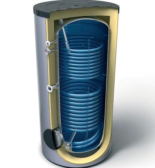 Водонагреватель косвенного нагрева и его устройство