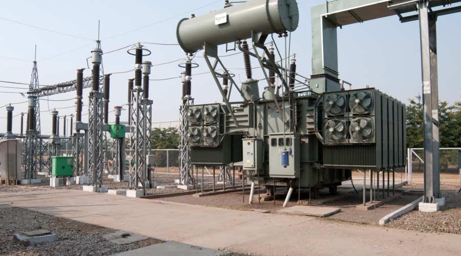 Конструкция электрической подстанции