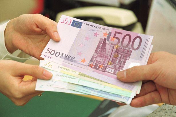 Взнос 2 тысячи евро