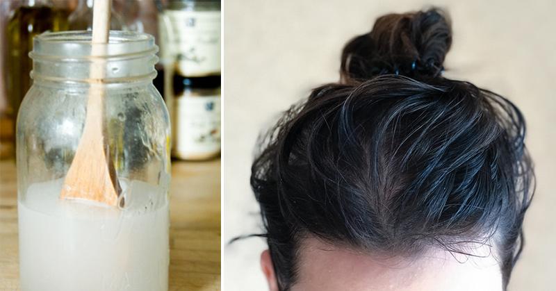 мытье волос содой и уксусом отзывы