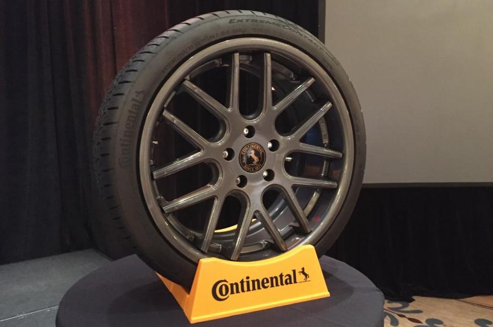 """""""Continental"""" умеет удивить"""