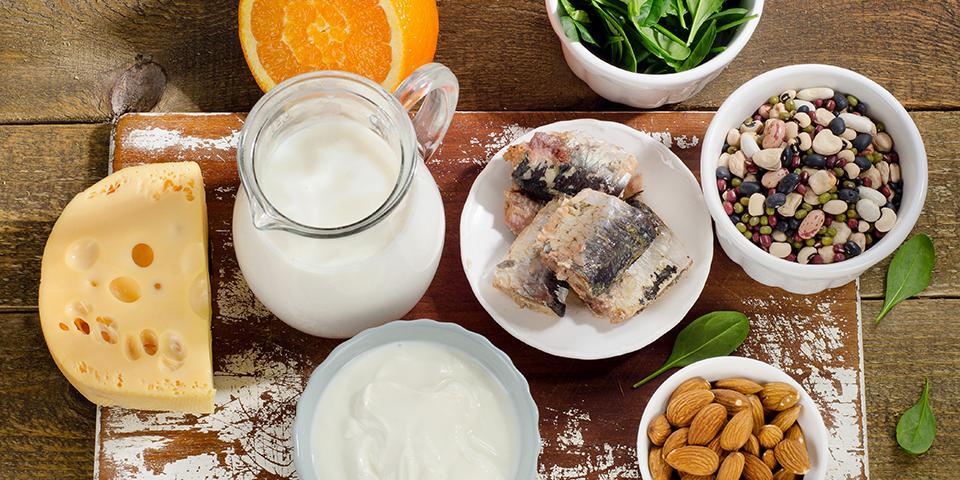 какие продукты больше всего содержат витамин д