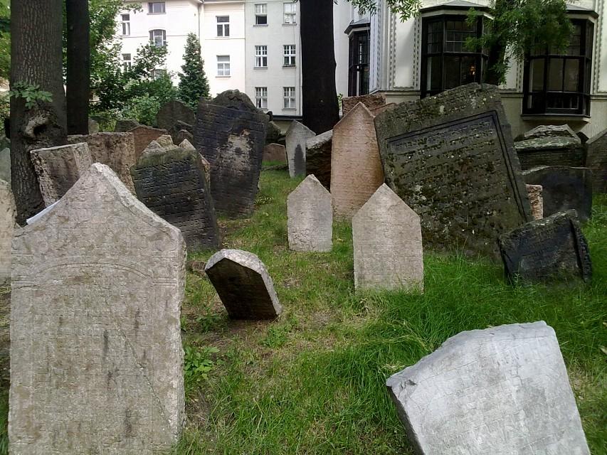 старое еврейское кладбище история