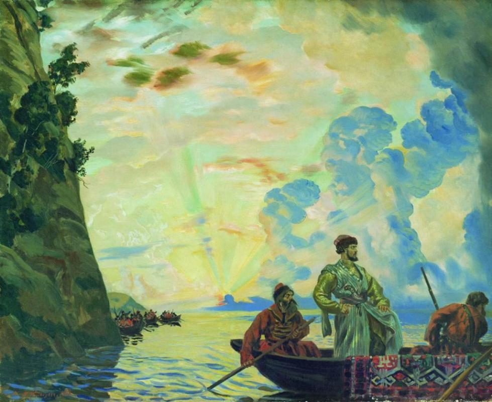 """""""Степан Разин"""" 1918 год"""