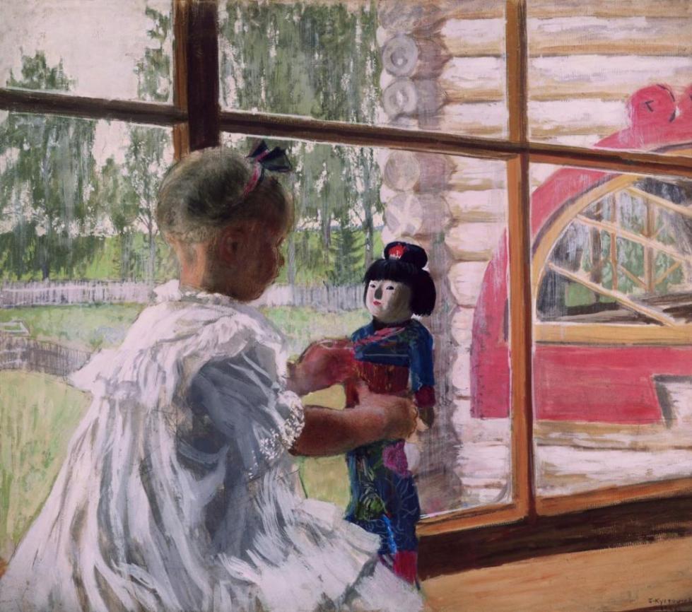"""""""Японская кукла"""" 1908 год"""