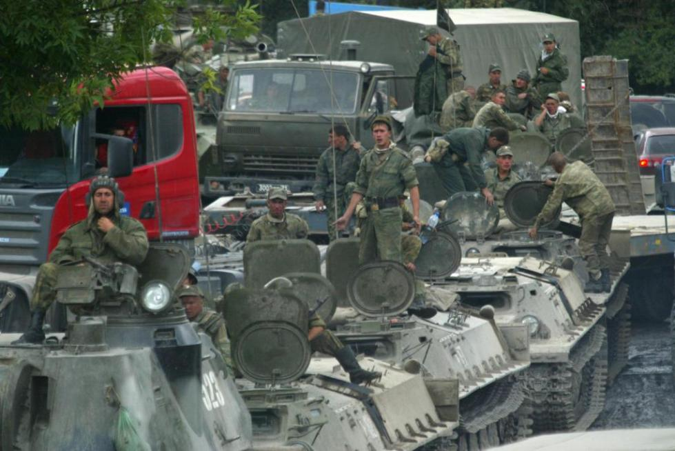 Причины конфликта в Южной Осетии