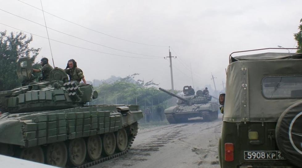 Суть конфликта в Южной Осетии