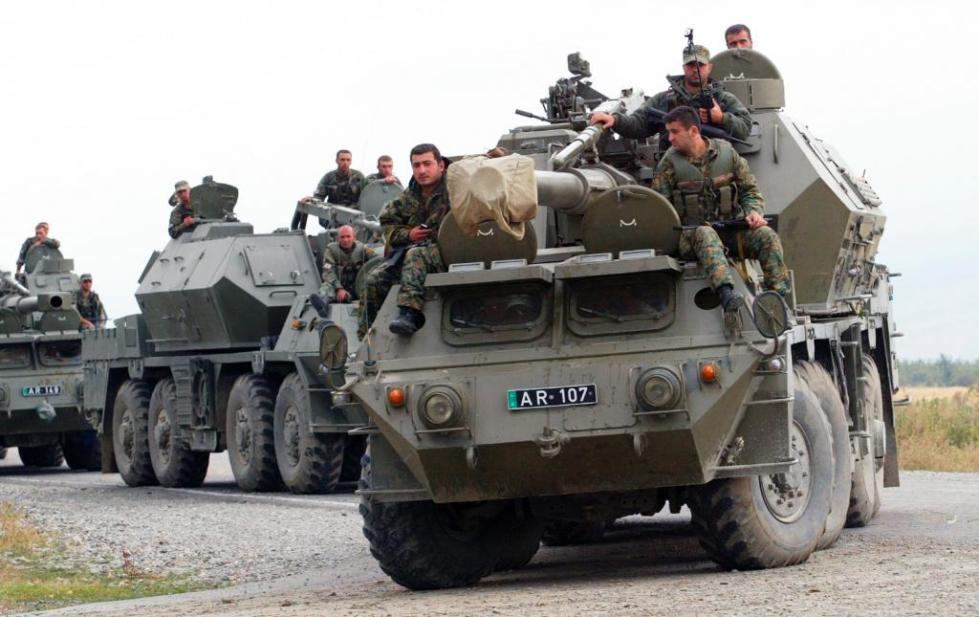 Конфликт в Абхазии